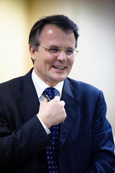 Иван Сурма, исполнительный директор Внешторгклуба (2007-2009)