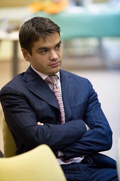 Дмитрий Воробьев, член учредительного собрания Внешторгклуба