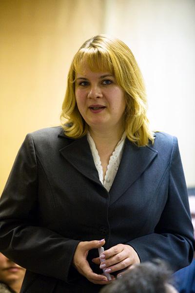Ирина Орехова, член учредительного собрания Внешторгклуба