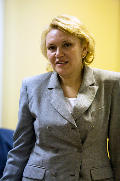 Зоя Матчина, член учредительного собрания Внешторгклуба