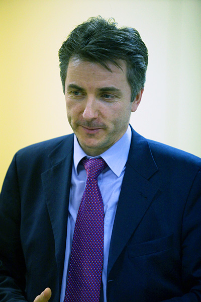 Николай Татарченко, член учредительного собрания Внешторгклуба