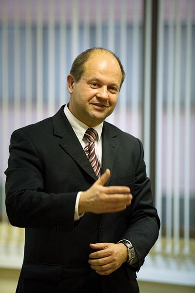 Игорь Сидоров, член учредительного собрания Внешторгклуба