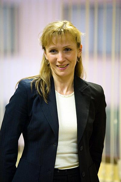 Елена Нарижная, член учредительного собрания Внешторгклуба