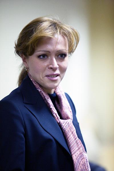 Ольга Курганова, член учредительного собрания Внешторгклуба