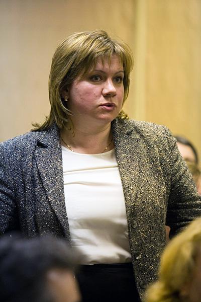 Ирина Сахарова, член учредительного собрания Внешторгклуба