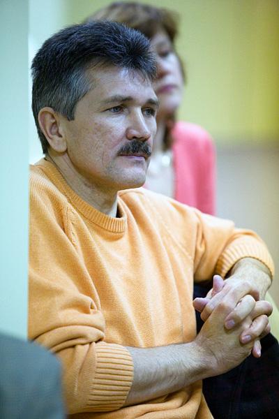 Андрей Челяпин, член учредительного собрания Внешторгклуба