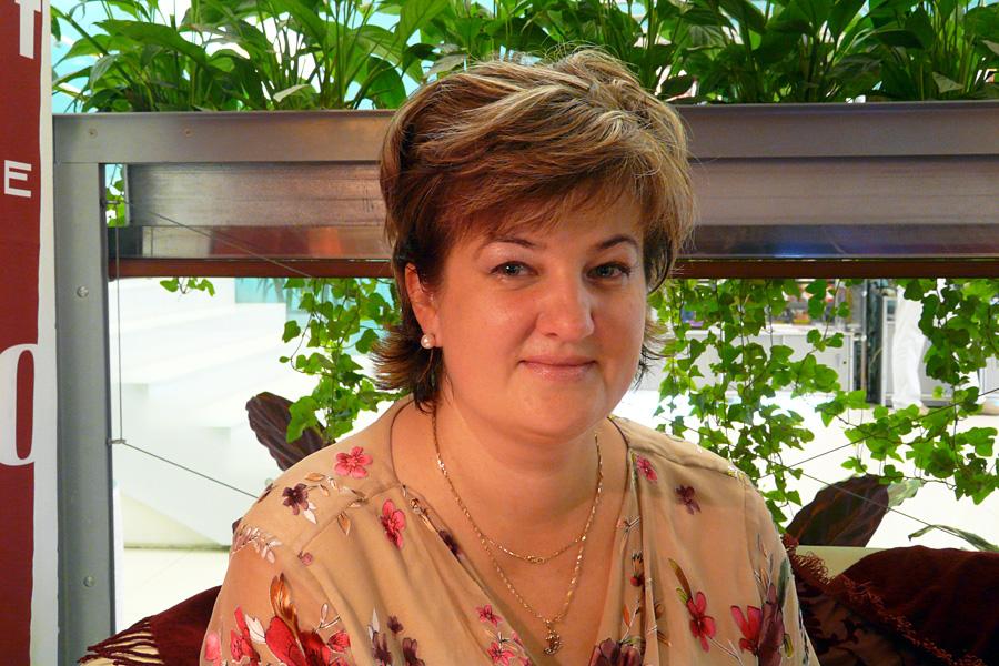 Лариса Казакова, встречи Внешторгклуба в Новинском Пассаже 2005-2010