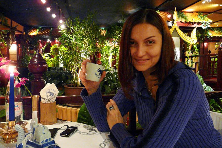 Оксана Шварц, встречи Внешторгклуба в Новинском Пассаже 2005-2010