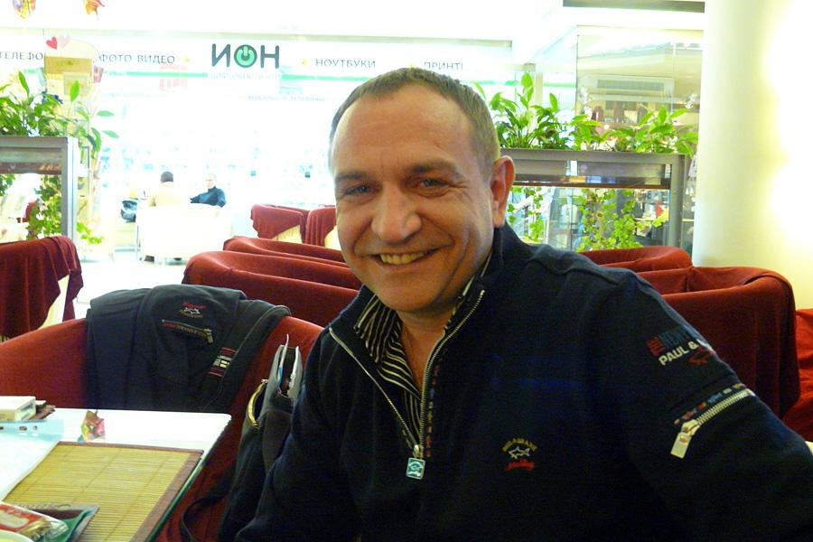 Геннадий Лысков, встречи Внешторгклуба в Новинском Пассаже 2005-2010