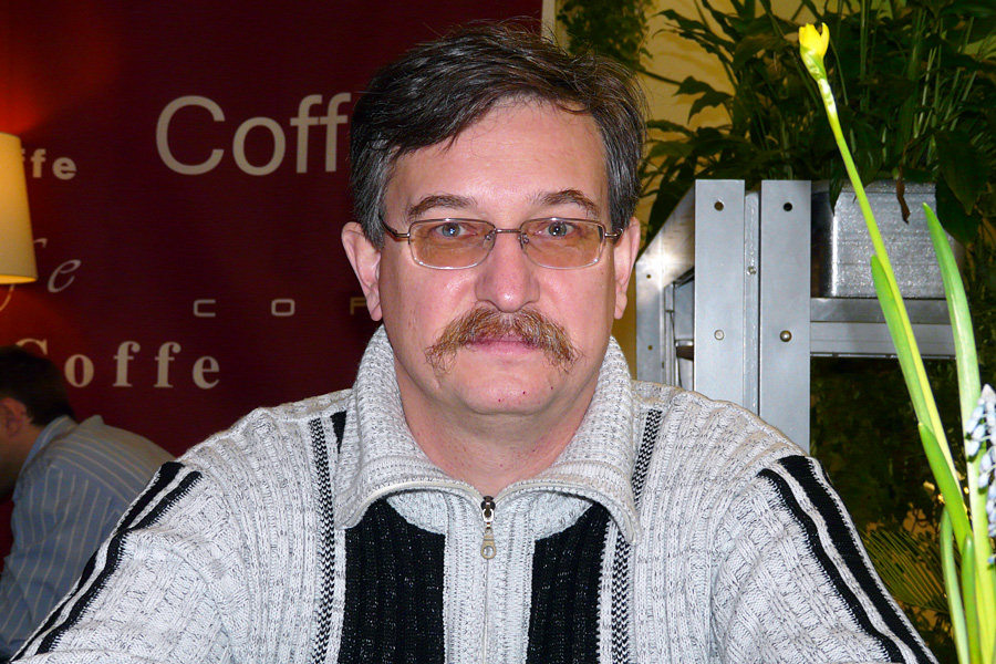 Владислав Белоногов, встречи Внешторгклуба в Новинском Пассаже 2005-2010