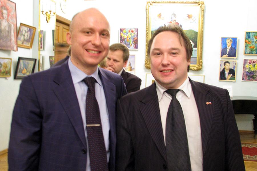 Павел Захаров, Дмитрий Орлов, Внешторгклуб в лицах 2005-2010