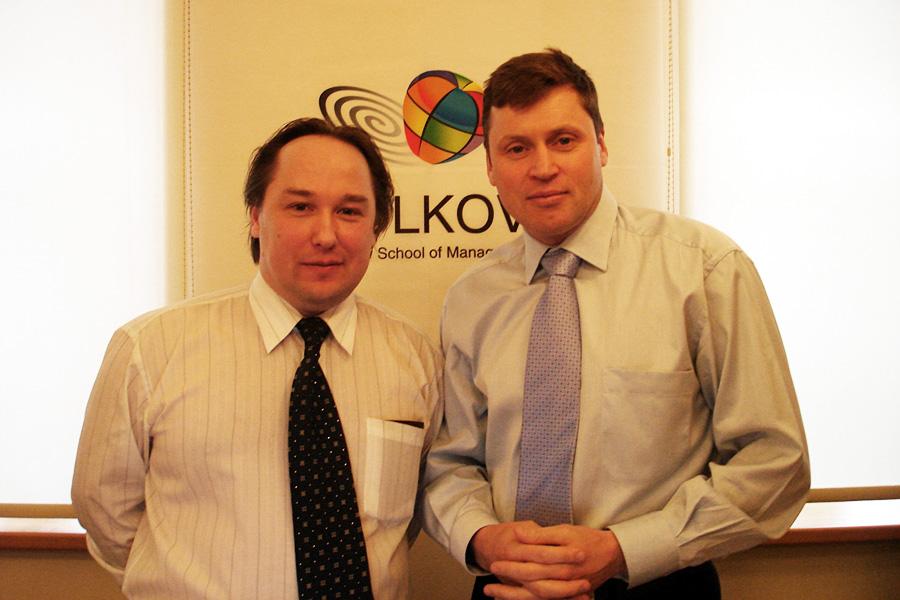 Дмитрий Орлов, Андрей Волков, Внешторгклуб в лицах 2005-2010