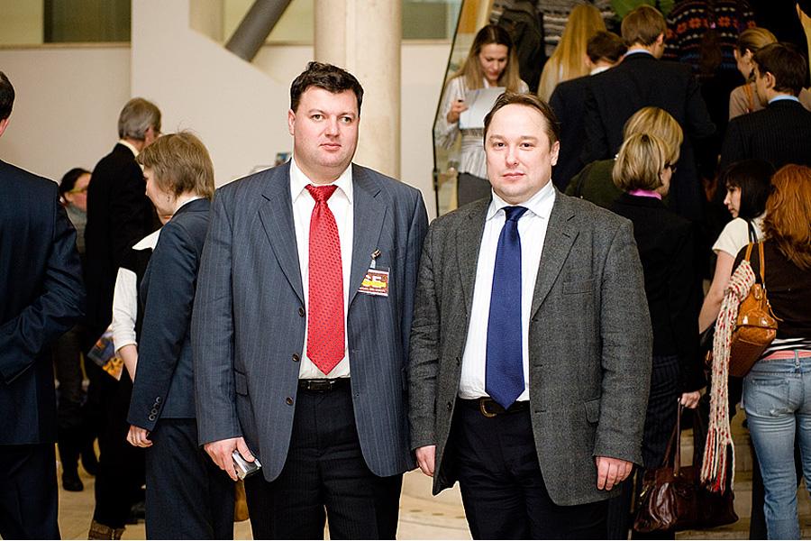 Иван Заведеев, Дмитрий Орлов, Внешторгклуб в лицах 2005-2010