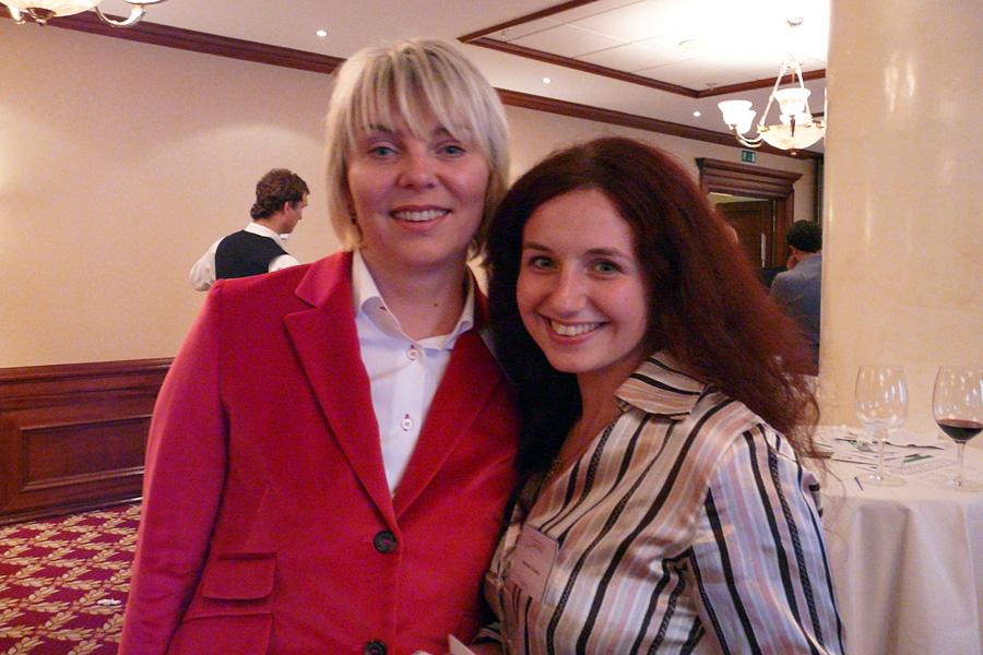 Светлана Кананыхина, Татьяна Кичигина, Внешторгклуб в лицах 2005-2010