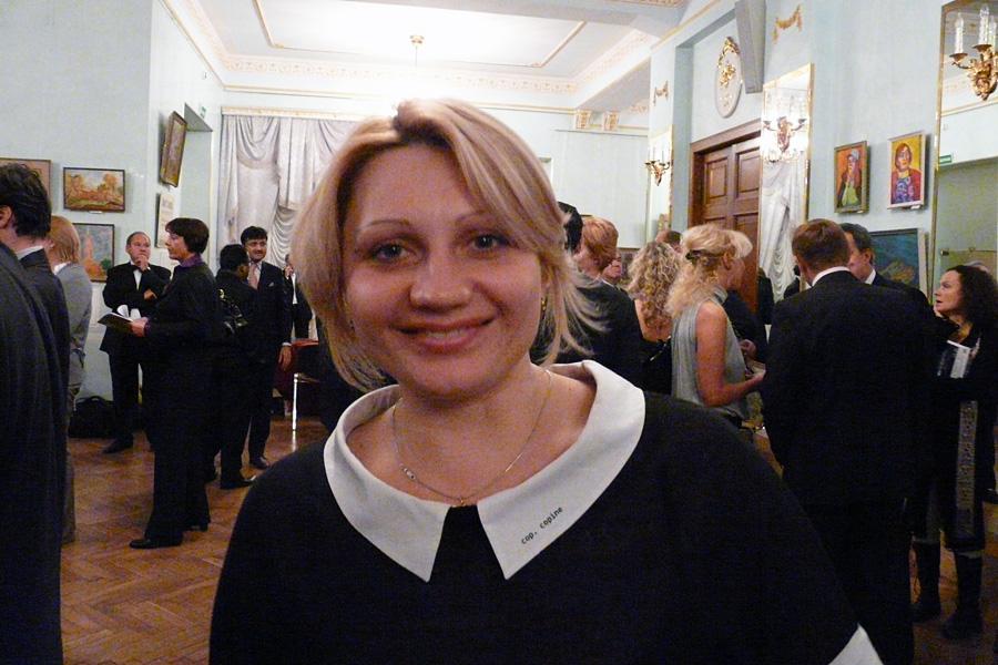 Ольга Краснова, Внешторгклуб в лицах 2005-2010