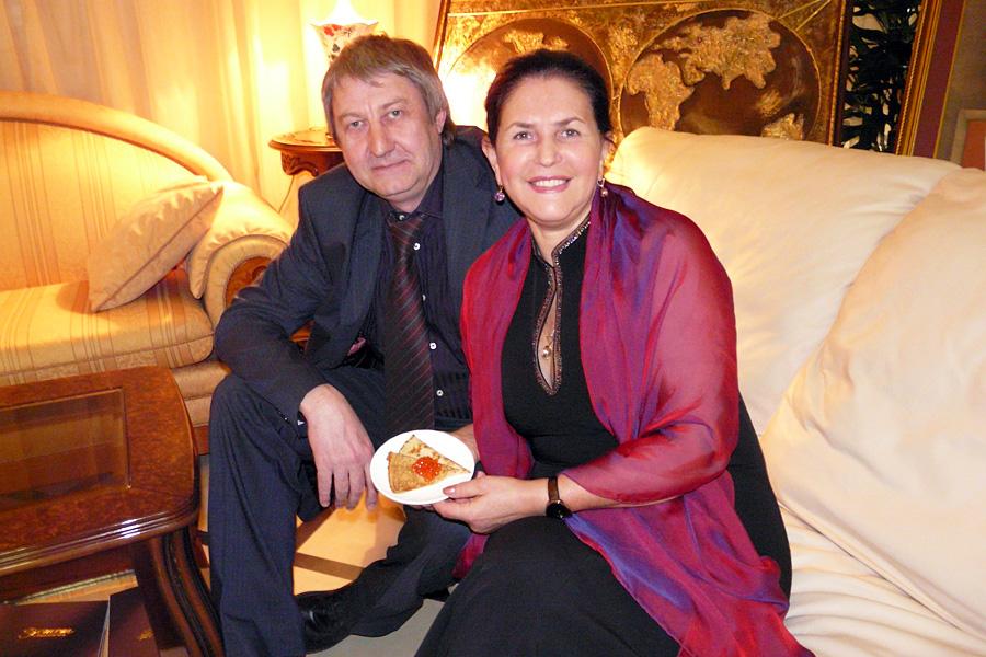 Олег Казанцев, Елена Бабич, Внешторгклуб в лицах 2005-2010